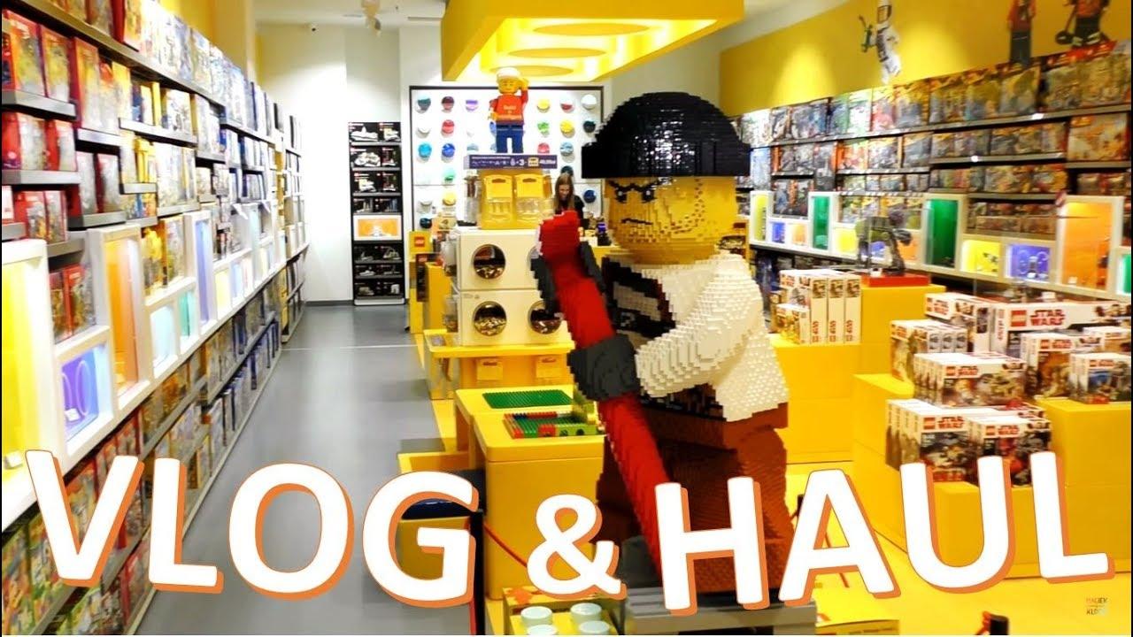 Zakupy W Lego Store Warszawa Vlog Youtube