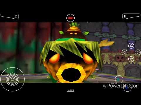 The Legend Of Zelda: Majoras Mask: Pt 2