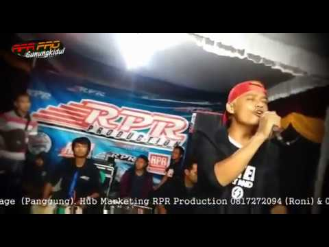 Wujute Roso - Sugeng Anu RPR - Live Susukan1 -  cc Dj. indra RPR