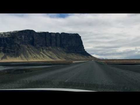 Iceland From The Passenger Seat