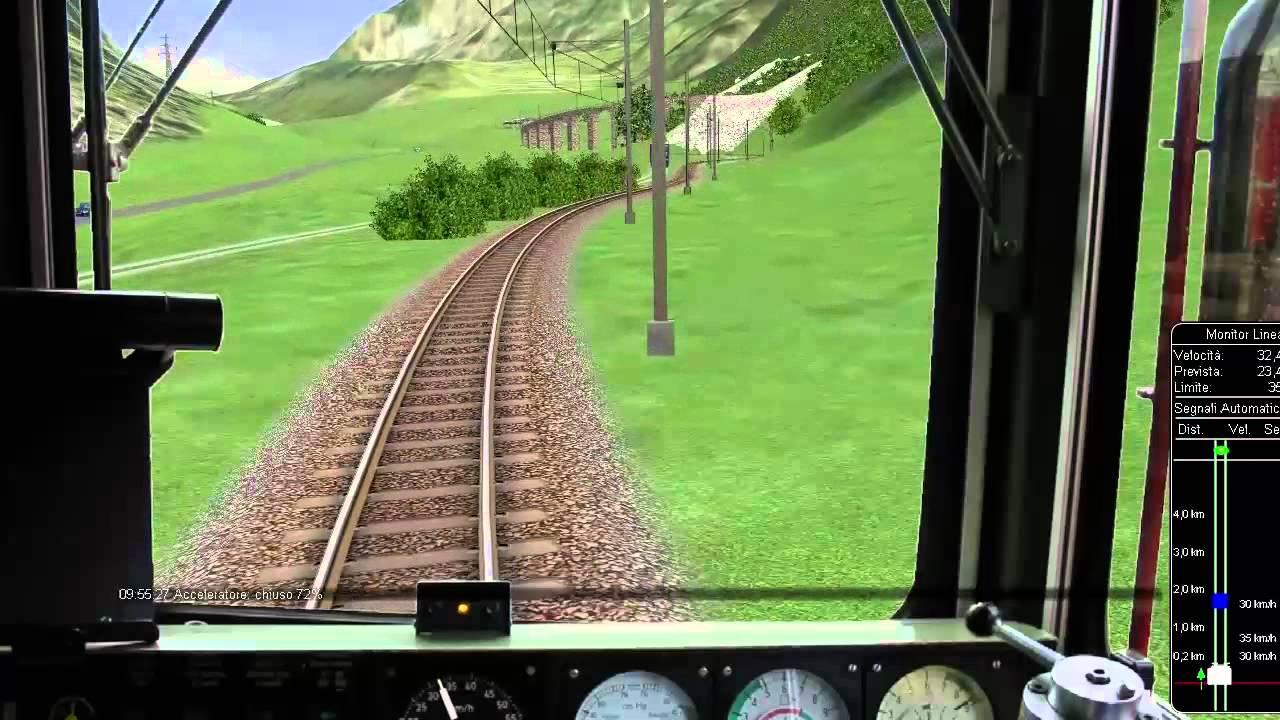 [OPEN RAILS] - Bernina Express - Testing