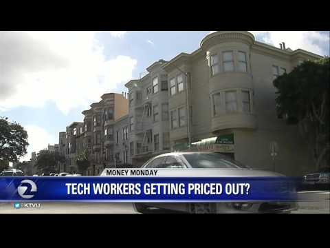 Money Monday: Are Tech Workers Being Priced Out of the Housing Market