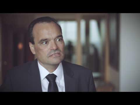 Markus Tacke, CEO Siemens, über die technischen Entwicklungen bei der Offshore-Windkraft.