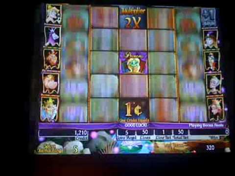 Slot machine frog prince