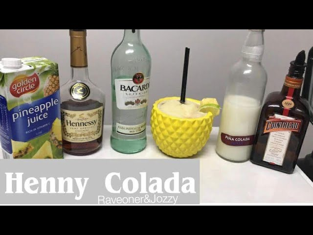 Henny Colada Youtube