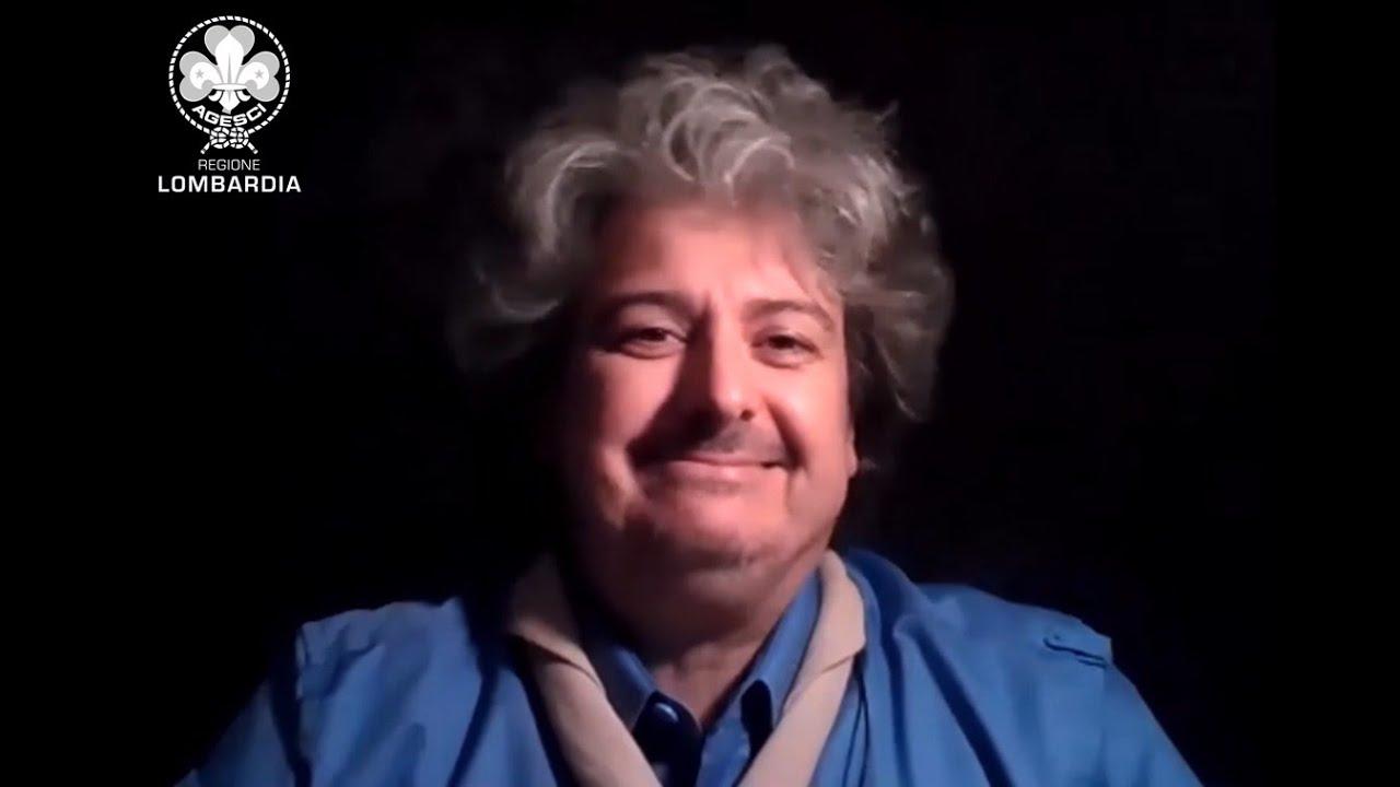 Saluti da Fabrizio Coccetti - Capo scout d'Italia