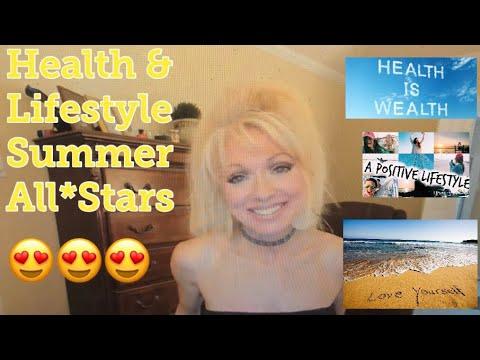 Summer AllStars - Health & Lifestyle Favorites