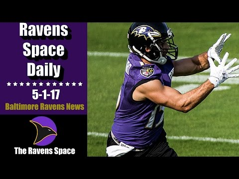 Baltimore Ravens Biggest Post Draft Concern- Ravens Space Daily 5-1-17