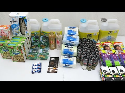 A Monster Haul---- $130 McCormick Spices And MORE!!!!!