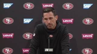 Kyle Shanahan on What He Likes About Odell Beckham Jr and Jarvis Landry - MS&LL 10/7/19