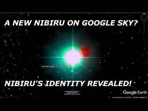 2011 Google Sky Nibiru Identity Revealed!