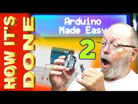 Arduino Made Easy(er) Reading Inputs With Serial Communication