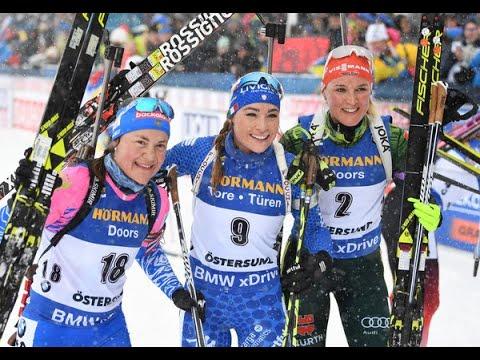 Biathlon Weltcup 2019/20: Die Deutschen Damen über Die Favoriten Im Gesamtweltcup