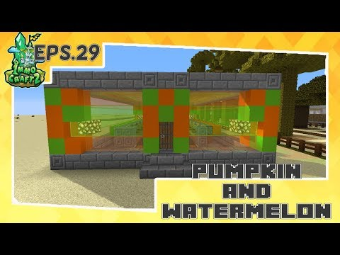 IMMOCRAFT S2 | PUMPKIN & WATERMELON FARM W/ 2 KUTU KUPRET