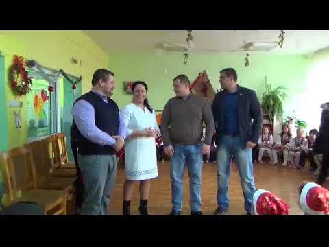 """Коледарчета от група """"Пчелички"""" в ДГ """"Щастливо Детство"""" Част 3"""