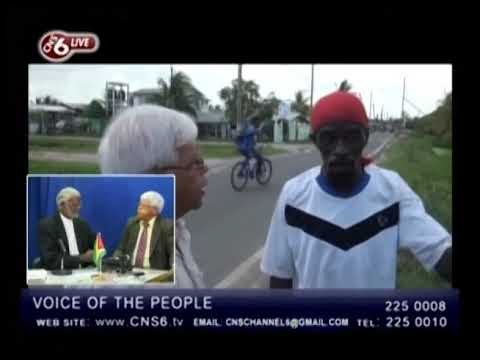 Voice of the People Guyana Saturday 14 Oct 2017
