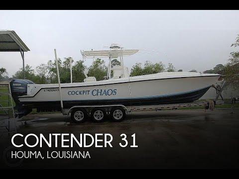 Used 1996 Contender 31 Cc For Sale In Houma Louisiana