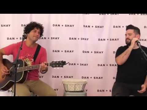 Dan and Shay - Tequila (Backstage VIP at Budweiser Stage Toronto)