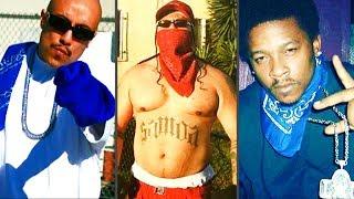 California's Most Gangsta Rappers