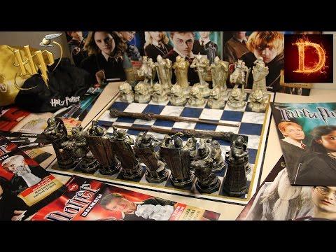 Волшебные шахматы из Гарри Поттера - ОБЗОР!