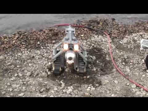 Video Crawler - River Water Pilot Project