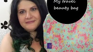 My travel beauty bag (Eng)| Smugnificent(OPEN AND ENTER MY MAGIC WORLD What did I do while I was away: http://goo.gl/zcu8R9 Relevant inks: My Hourglass collection-brand review: ..., 2015-08-05T05:43:55.000Z)