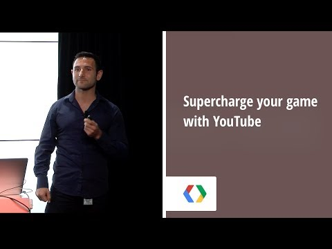 Supercharge your game with YouTube