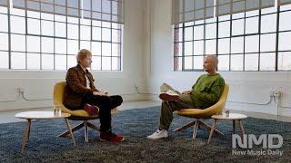 Ed Sheeran - Zane Lowe Interview