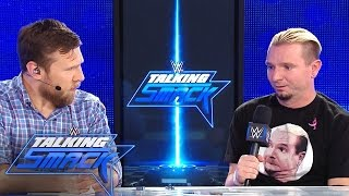 WWE Network: Ist James Ellsworth in Gefahr?: WWE Talking Smack, 25. Oktober 2016