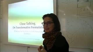 ECT1 - intro: close talking and thinking