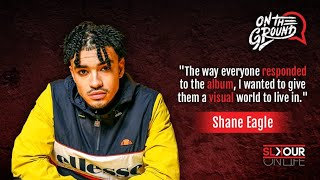 On The Ground: Shane Eagle On #YellowVerse Visual, Carving His Own Lane & What Would Make Him Sign