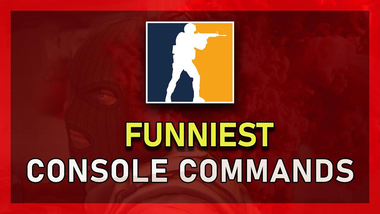 how to get cs go commands