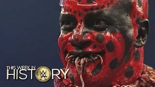 Video Boogeyman Debüt bei SmackDown: This Week in WWE History – 3. Dezember 2015 download MP3, 3GP, MP4, WEBM, AVI, FLV Oktober 2017