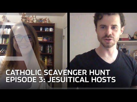 Jesuitical goes on a Catholic Scavenger hunt: Episode 3