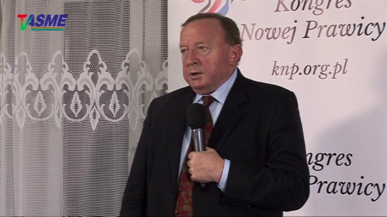 Naród polski i państwo polskie może stanąć na krawędzi zagłady! – Stanisław Michalkiewicz