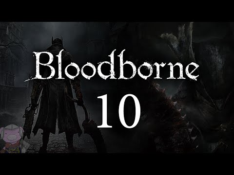Bloodborne with ENB - 010 - Laurence - Willem - Henryk - For