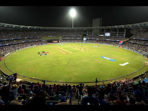 Do you know the Capacity of the Wankhede Stadium?