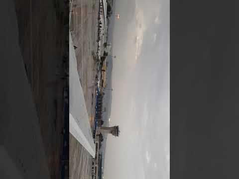 Rainy weather at Bole International Airport,  Addis Ababa,  Ethiopia(1)
