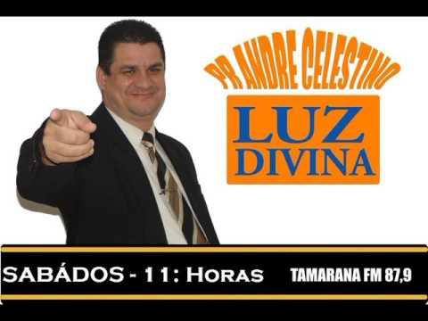 Programa Luz Divina Gravado Cidade Tamarana Rádio FM 87, 9