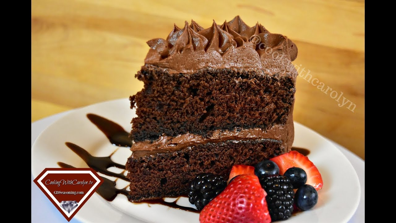 chocolate layer cake recipe the best wine chocolate layer cake amp classic chocolate 2881