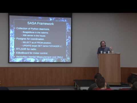 H2HC 10 - Palestra: Scanning of Satellites in Low Earth Orbit - Travis Goodspeed