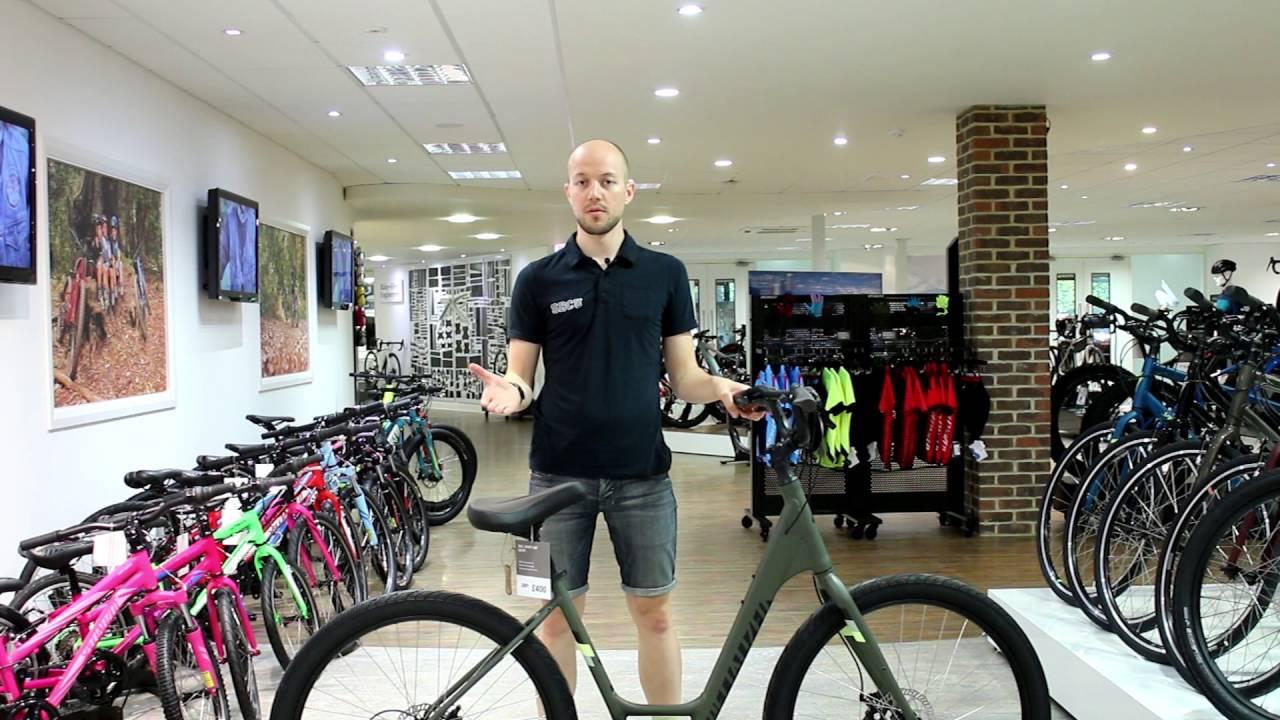 Specialized Roll Step Through Hybrid Bike 2017 Tech Talk
