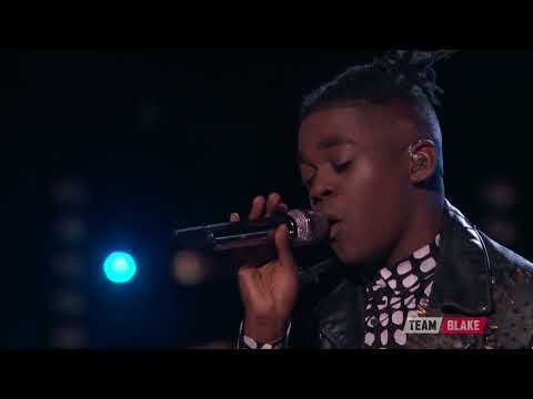 The Voice 2016 Paxton Ingram   Instant Save Performance How Will I Know