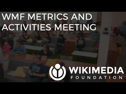 Wikimedia Foundation metrics and activities meeting - January 2016