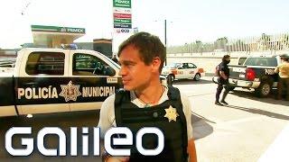 Tijuana - Harro unterwegs mit der Drogenpolizei | Galileo | ProSieben