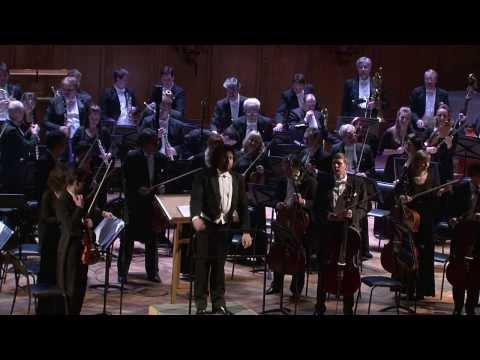 B. Bartok. Ballet suite from The Miraculous Mandarin