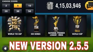 Wcc2 New Version 2.5.5 Mod Apk Wcc2 Cricket Game Everything Unlocked Latest Version | Hindi 2017 |