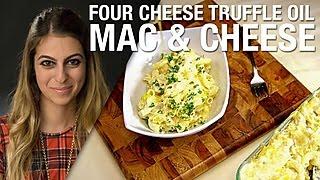 Four-cheese Truffle Mac And Cheese: Elaine Daneshrad's One Last Bite