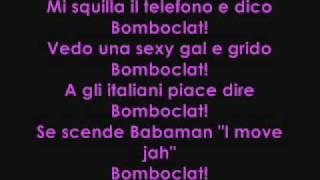 BOMBOCLAT - Babaman Lyrics