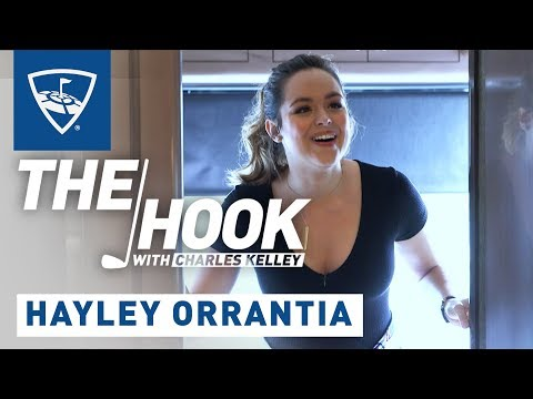 The Hook with Charles Kelley | Hayley Orrantia | Topgolf